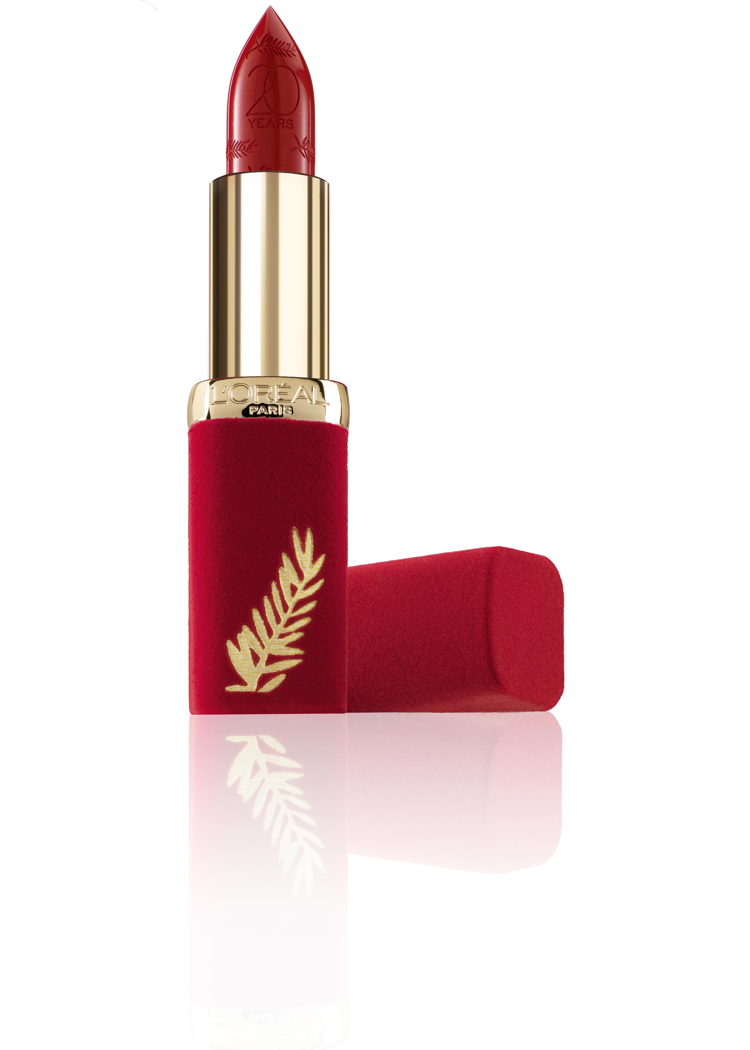 Cannes 2017 : le rouge à lèvres Color Riche Red Carpet de ...